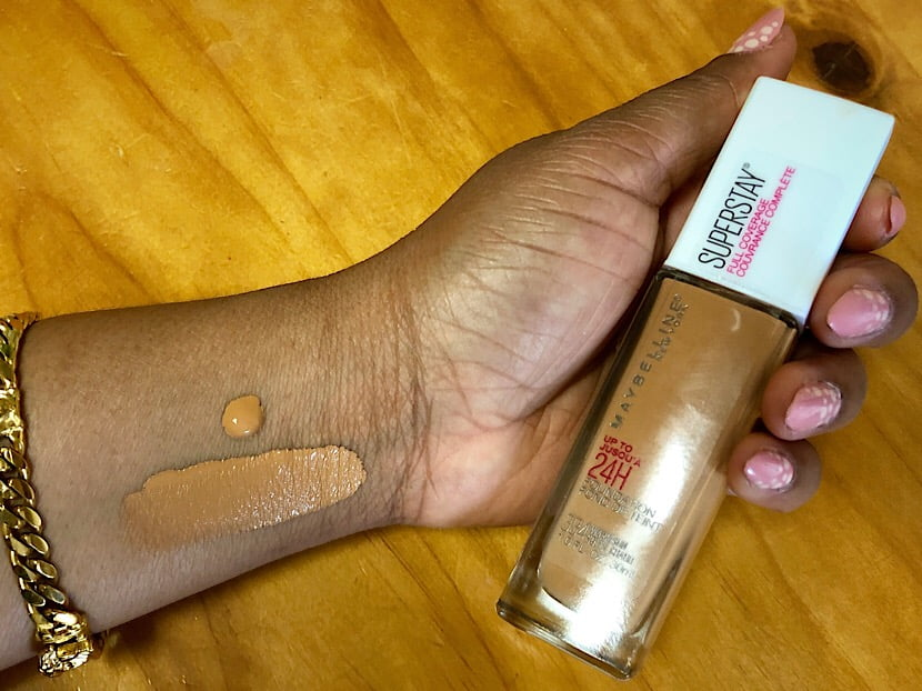Super Stay Foundation Review