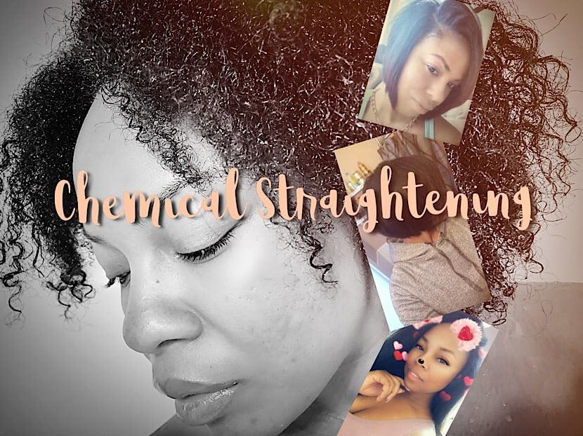 chemical straightening