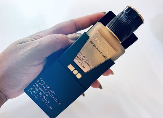 sublime perfection foundation