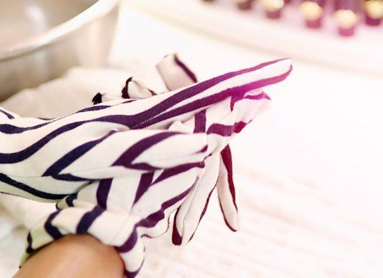 diy spa gloves